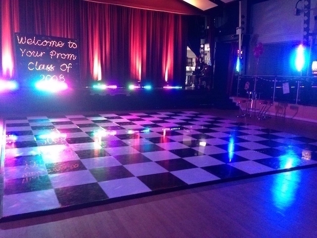 Dance Floor Hire