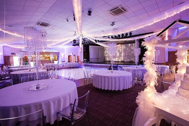 Wedding & Event Draping