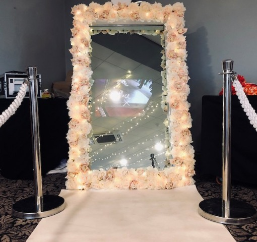 Mirror Photo Booth Hire