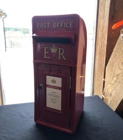 Royal Mail Red Post Box