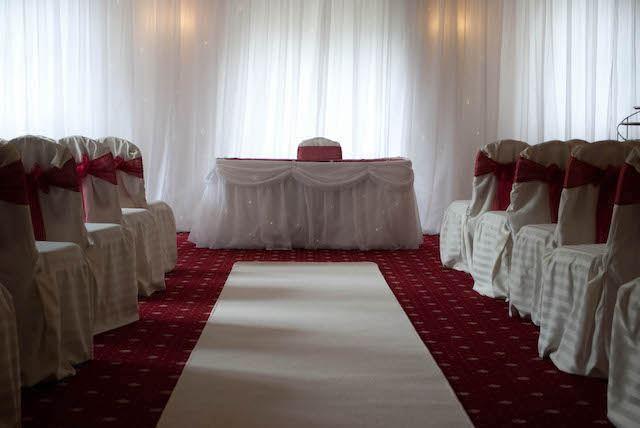 VIP White Carpet Hire