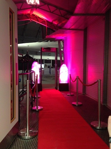 VIP Red Carpet Hire