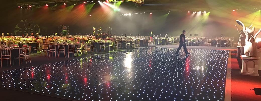 Wedding & Event Audio Visual Equipment, Decor Lighting, Dance Floor & Photo Booth Hire