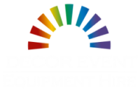 Decor Event Equipment Hire Logo