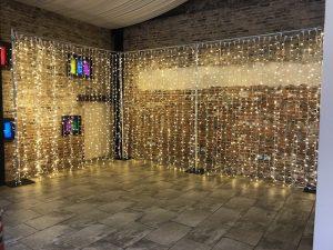 Fairy Light Curtains Hire