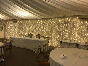 Fairy Light Curtains