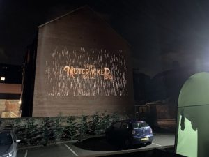 Animated Image Projection Hire