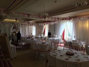 Room Draping Hire