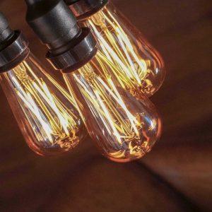 Edison Bulb Vintage Dim-able Festoon Lighting