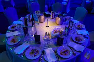 LEDIlluminated Table Centrepieces Hire