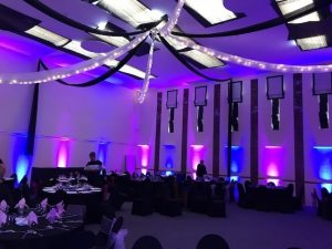 Up Lighting Hire
